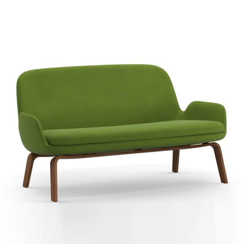 Era Sofa-Walnut