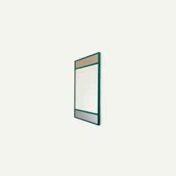 Specchio Vitrail - 50 x 50 cm