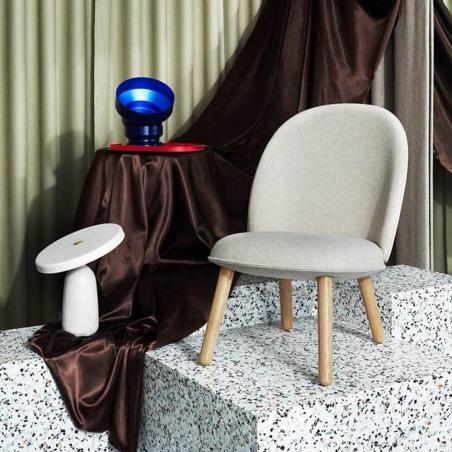 Ace Lounge Chair Oak