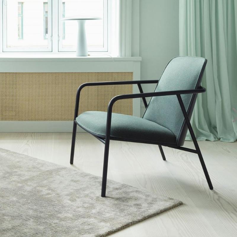 Pad Lounge Chair Low