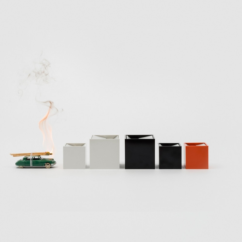 Cubo - large ashtray