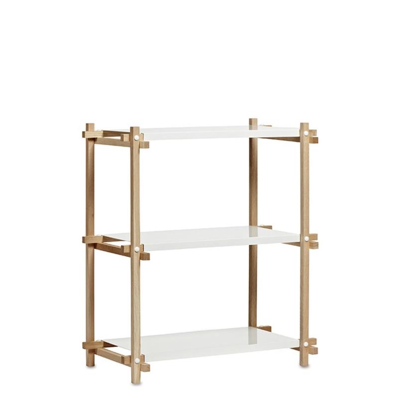 hay librerie da terra woody column low design republic. Black Bedroom Furniture Sets. Home Design Ideas