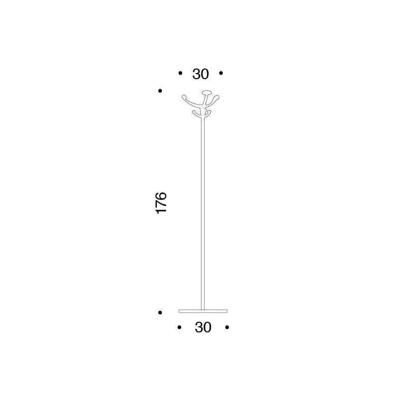 Humphrey Basic - coat hanger