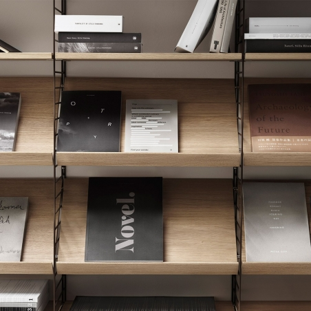 String System - Bookcase