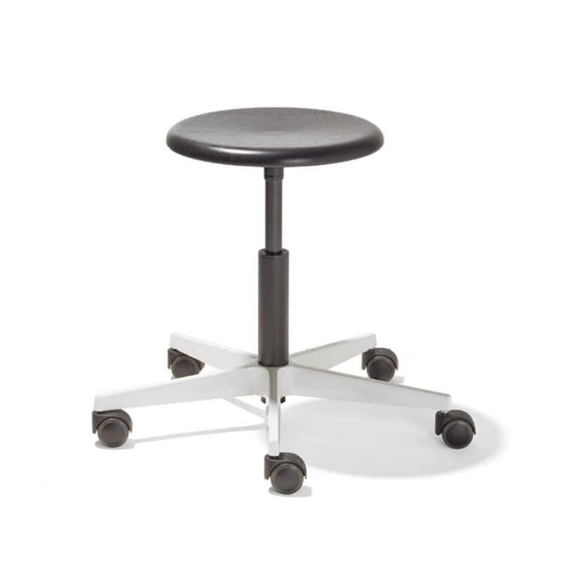 Mr Round Swivel Stool