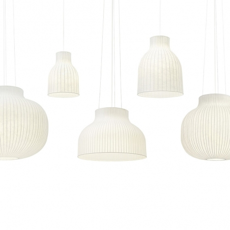 Strand pendant lamp - open