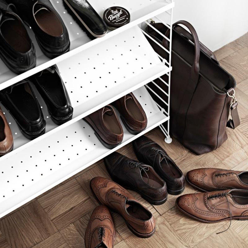 Shoes Shelf Metal P. 30 cm