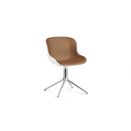 Hyg chair swivel front upholstery