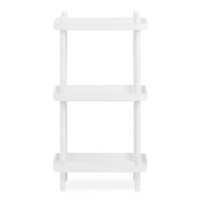 Normann copenhagen tavolini block shelf 3 livelli design for Design republic