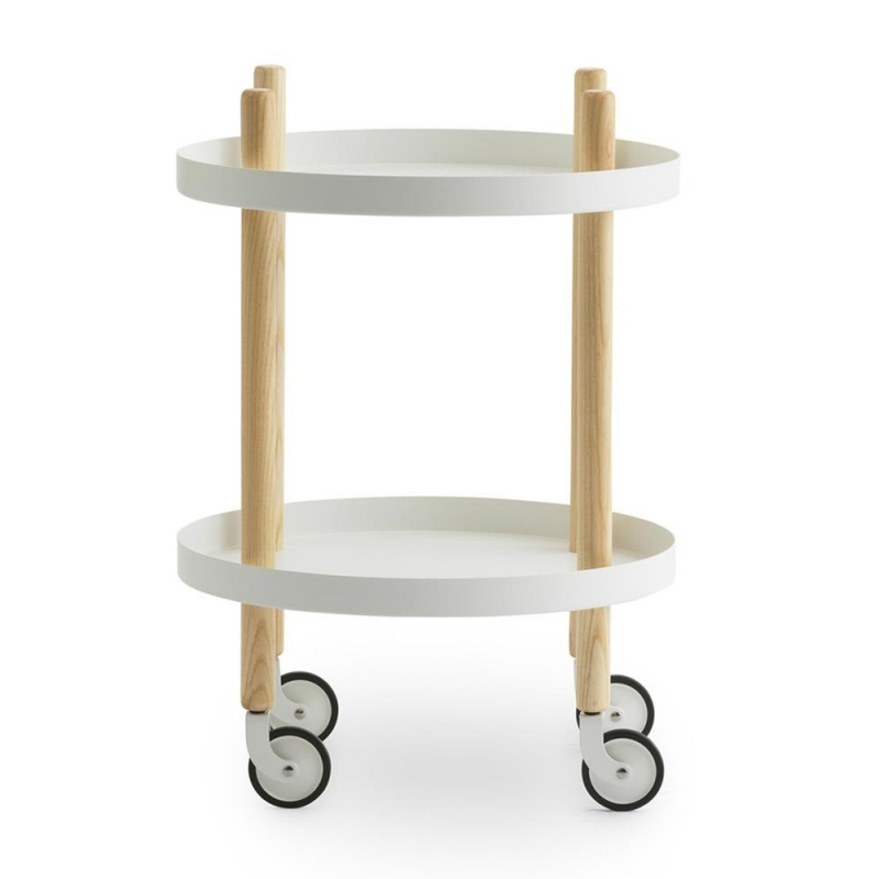 Block Table Ø45 cm