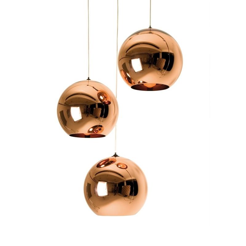 Copper 25 Pendant