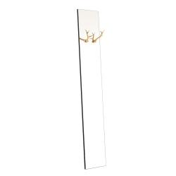 Hubertus pannello appendiabiti specchio
