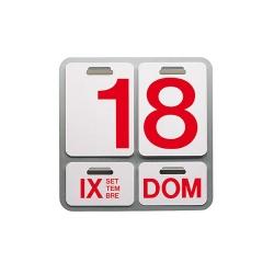 Formosa - calendario