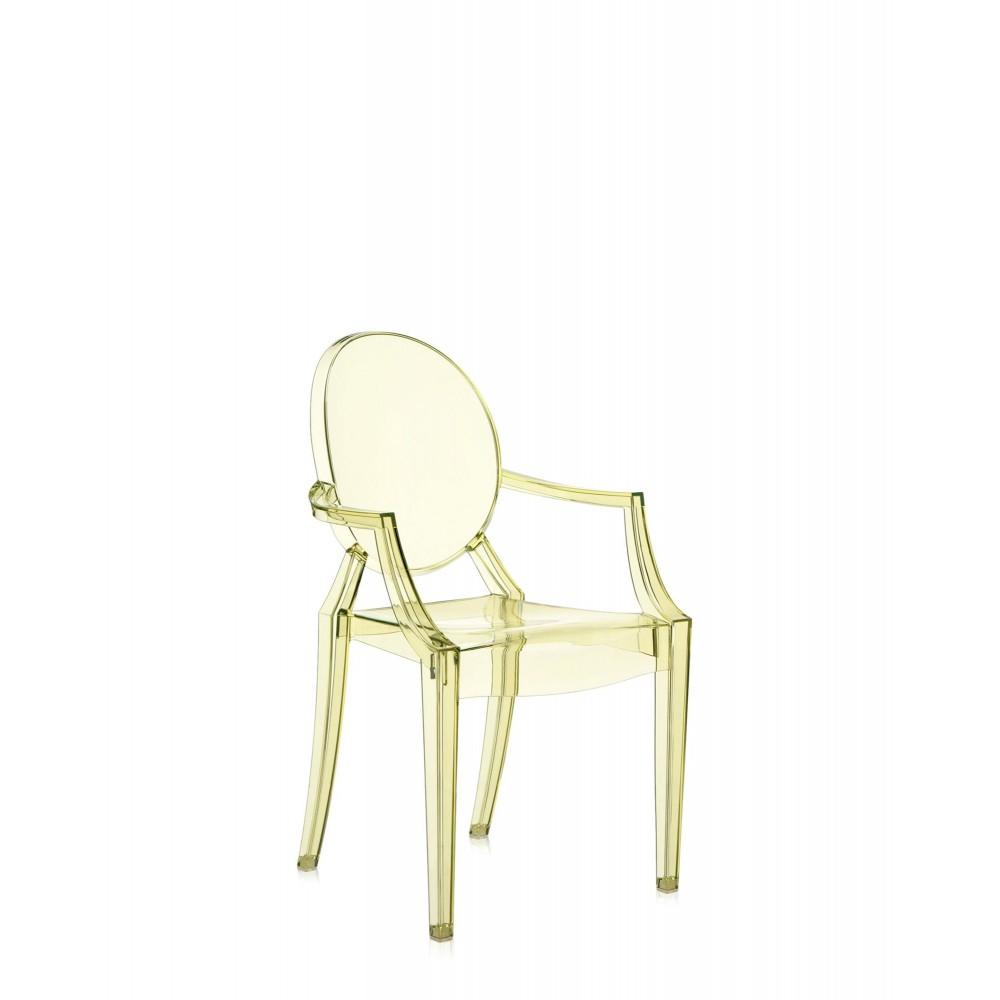 Kartell Furniture For Kids Lou Lou Ghost 4 Pz Design