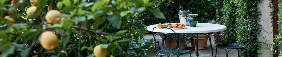 Tavoli da giardino design