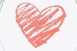 Cristal/heart