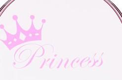 Pink/princess