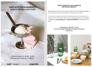 HAY KITCHEN MARKET ft SIMPLE FLAIR 2018